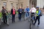 Фоторепортаж: «В Петербурге создадут 200 км велосипедных дорожек »