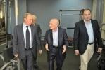 Фоторепортаж: «Анатолий Рахлин и Владимир Путин»