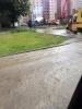 Фоторепортаж: «В Фрунзенском районе произошел серьезный прорыв трубопровода»