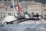 В Петербурге стартует легендарная парусная гонка Extreme Sailing Series : Фоторепортаж
