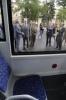 Фоторепортаж: «В Петербурге показали новые модели автобуса и троллейбуса»