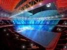 Будущий вид стадиона на Крестовском острове: Фоторепортаж