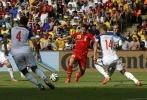 Сборная России проиграла Бельгии со счетом 1:0 22.06.14: Фоторепортаж