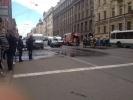 Фоторепортаж: «В Петербурге в ДТП с иномарками погибла женщина»