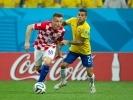 Бразилия - Хорватия 13 июня 2014 (1): Фоторепортаж