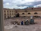 Фоторепортаж: «На территории Конюшенного ведомства сносят исторические здания»