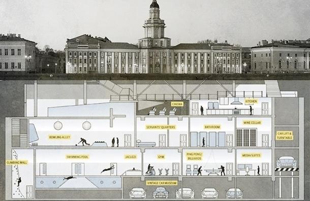 Подземное строительство в Петербурге - что ему мешает?