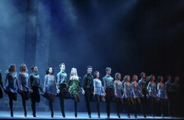 Победители и лучшие участники розыгрыша билетов на ирландское шоу RIVERDANCE