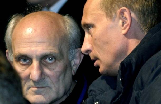 В Петербурге сквер назовут в честь тренера Путина по дзюдо