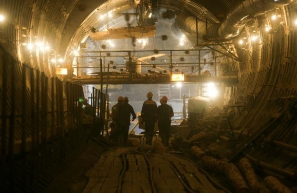 Смольный дал названия восьми будущим станциям метро Петербурга