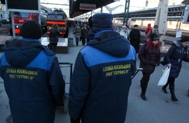 На Московском вокзале с поезда сняли троих «зацеперов»
