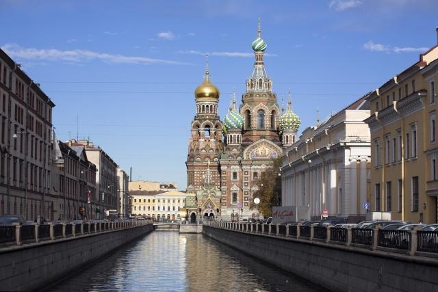 Собор Спас-на-Крови возглавил список российских достопримечательностей : Фото