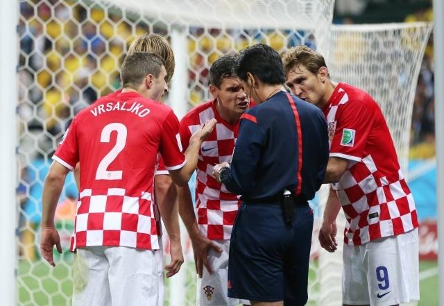 Бразилия - Хорватия 13 июня 2014 (2): Фото