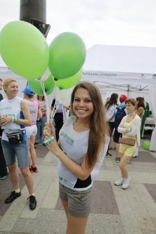 В Петербург пришёл третий «Зеленый марафон»: Фото