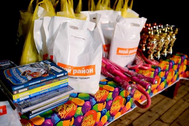 Награждение победителей конкурса «Мама года» : Фото
