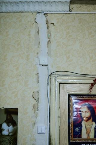 Потоп в доме на Антоненко. д.3: Фото