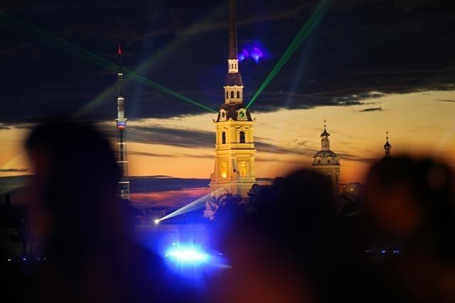 Алые паруса 2014: Фото