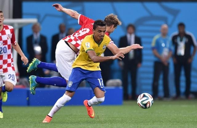 Бразилия - Хорватия 13 июня 2014 (1): Фото