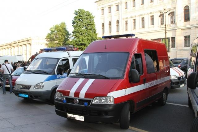 Автобус, Невский проспект, 3 июня 2010: Фото