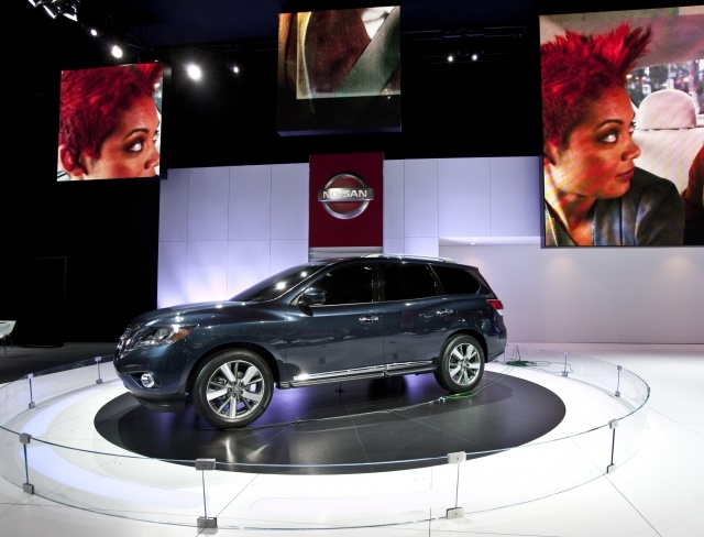 Nissan Pathfinder: Фото