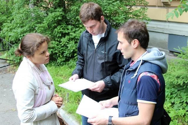 Регистрация кандидатов в МО «Светлановское»: Фото