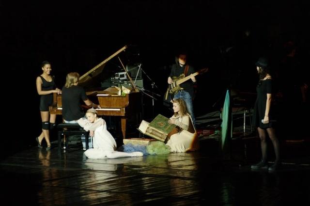 Спектакль-перфоманс «Сны Шекспира» в театре «АлеКо» 6+ : Фото