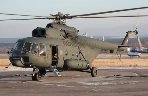 Вертолет Ми-8 с десантниками рухнул в Хабаровском крае