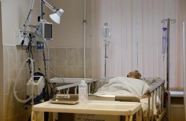 В Петербурге пациент застрелился в больнице