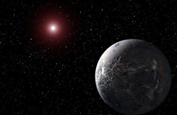 Астрономы: обитаемая планета находится в 16 световых годах от Земли