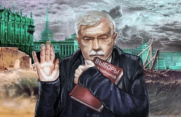 На выборах Полтавченко не станет хиппи, а укрепит генеральский образ