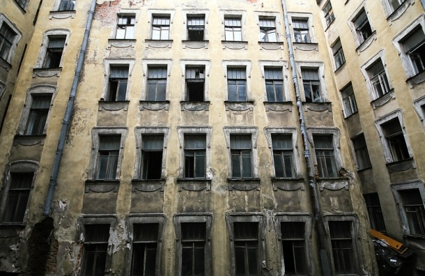 Дом Целибеева лишился балюстрад