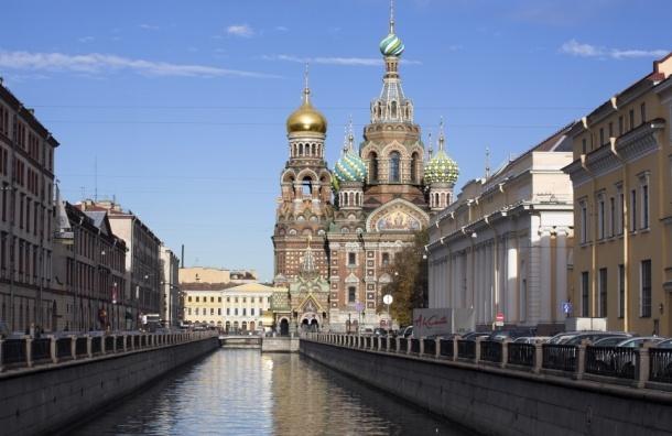 Собор Спас-на-Крови возглавил список российских достопримечательностей