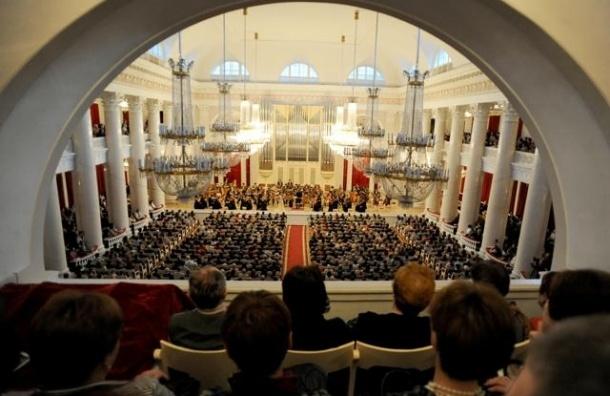 Большой зал Филармонии запускает онлайн-трансляции