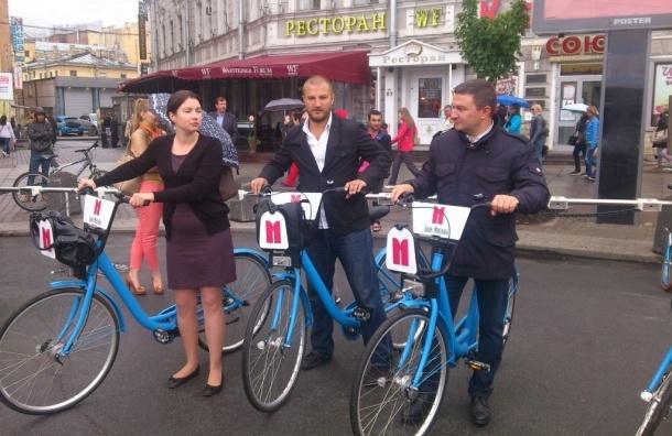 На кого рассчитан велопрокат, пока неясно