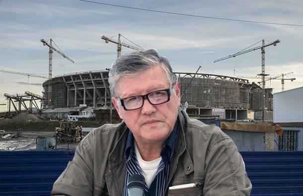 Геннадий Орлов объяснил причины долгостроя «Зенит-Арены»