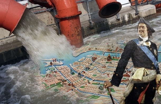 Реки Петербурга будут загрязнять стоками до 2025 года