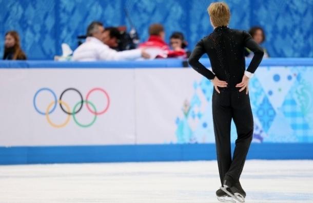 Плющенко впервые после операции исполнил сложнейший прыжок