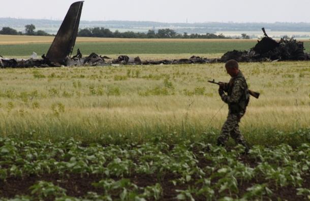 Болотов: ИЛ-76 в Луганске сбили ополченцы ЛНР
