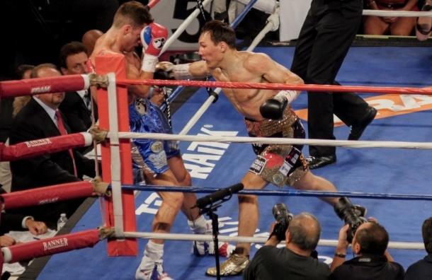 Проводников уступил титул чемпиона мира по версии WBO