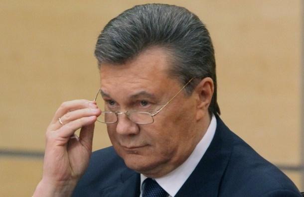 Янукович с гражданской женой поселился в Сочи