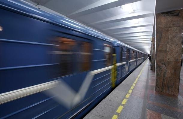 На станциях метро Петербурга появятся стеклянные ограждения платформы