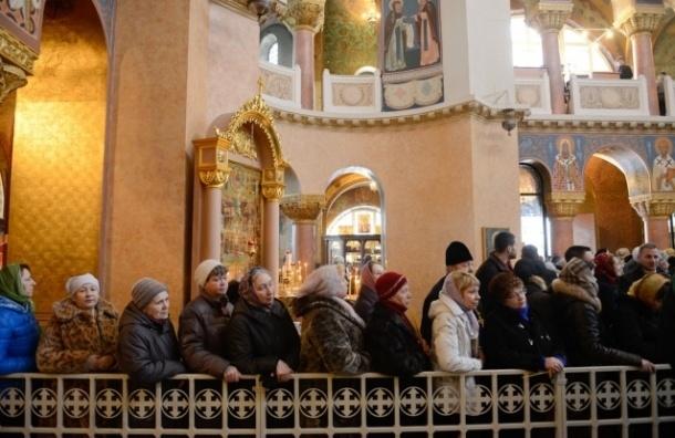 В Петербург привезут мощи сербских святых с Афона