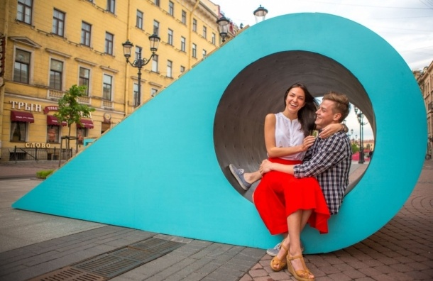 В Петербурге открывается городская Instagram-выставка «Лето в Питере»