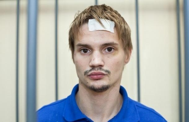 Антона Севастьянова, избитого в полиции, посадили на 2 месяца