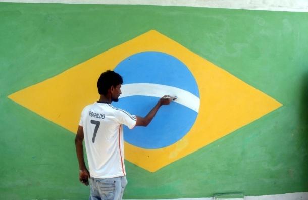 Чемпионат мира по футболу стартует 12 июня в Бразилии