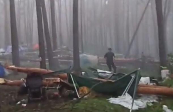 Три человека погибли из-за урагана на Ильменском фестивале авторской песни