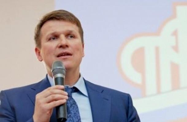 Главой Кронштадтского района назначен Василий Пониделко