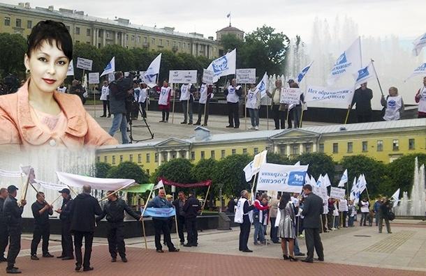 Ректора Полярной академии Басангову снова принесли в жертву