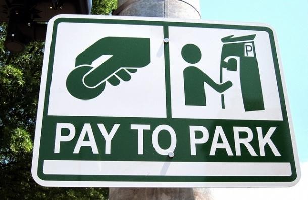 В центре Санкт-Петербурга появятся платные парковки