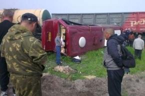 Пять человек погибли при столкновении поезда и автобуса на Сахалине